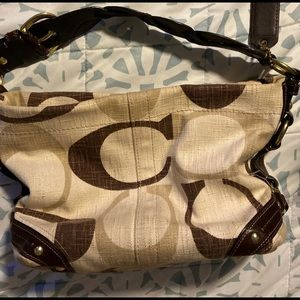 Gently Loved Coach Purse